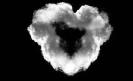 Heart Shaped Smoke Ring