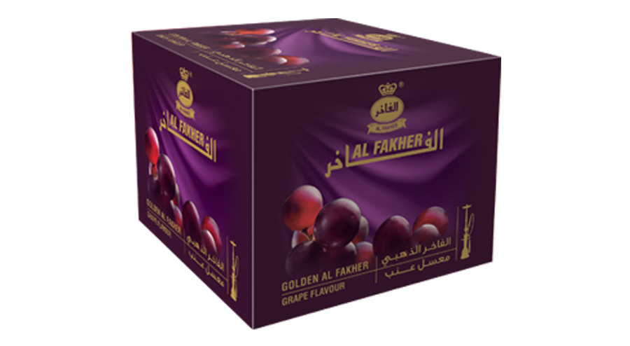 Al Fakher Tobacco Grape Flavour
